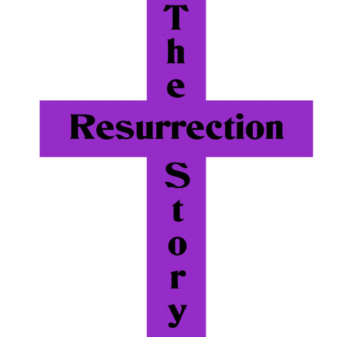 The Resurrection Story Activity Sheet