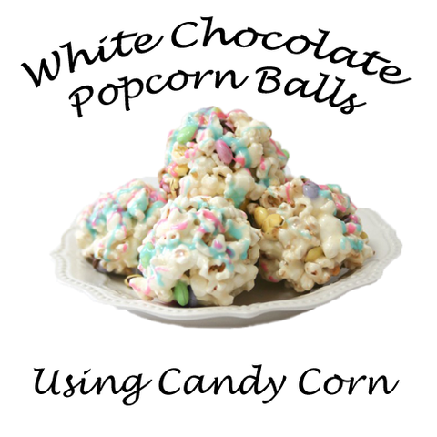 Popcorn Ball Recipe & Kit