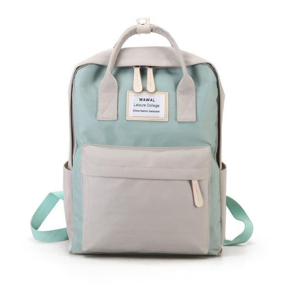 Canvas Backpack | NineLivesCats