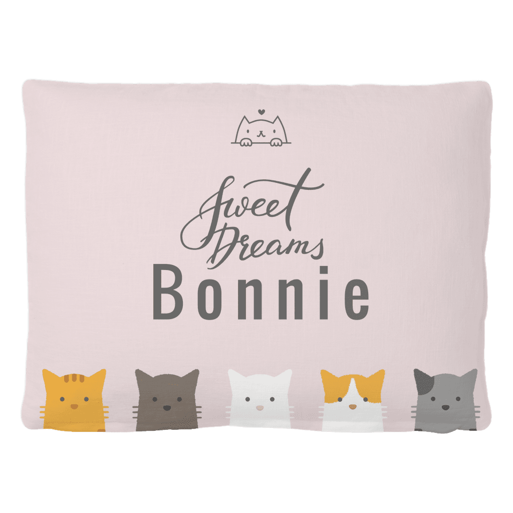 Personalized Sweet Dreams Bed