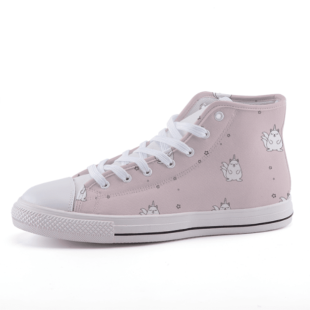 Caticorn High-top Sneakers