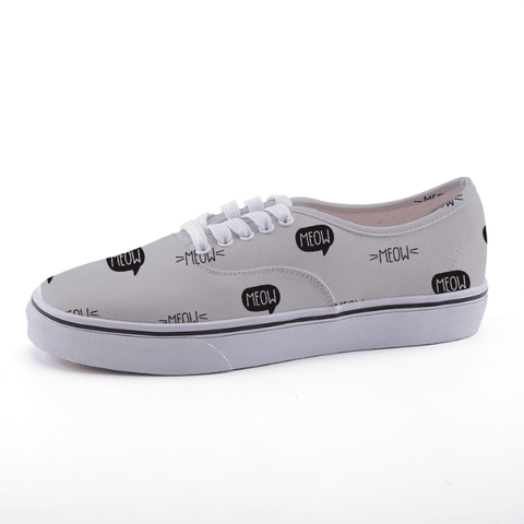 Low Top Meow sneakers