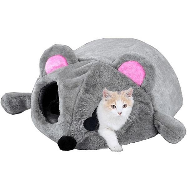Mouse cat house