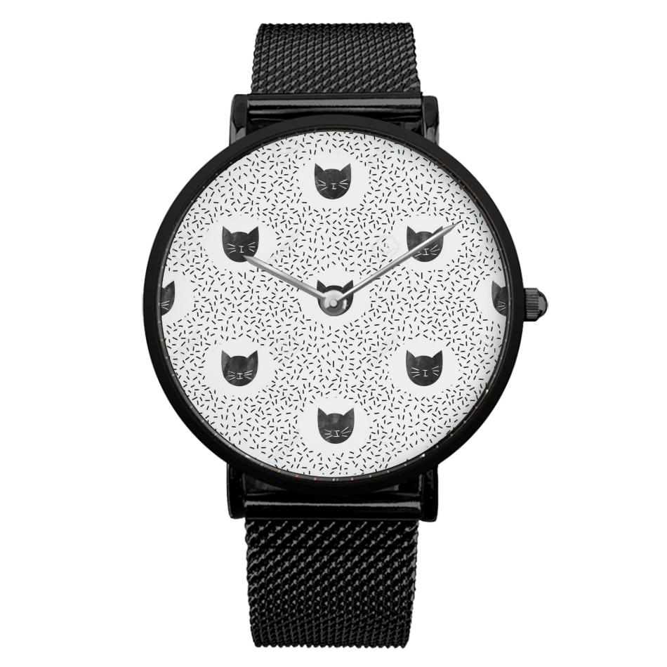 Meow Heads Watch