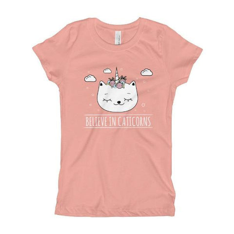 Girl's Caticorn T-Shirt