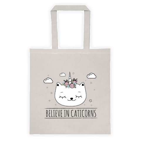 Caticorn Tote bag