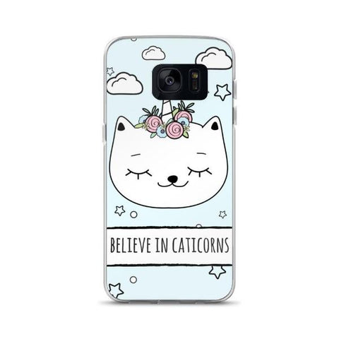 Caticorn Samsung Case