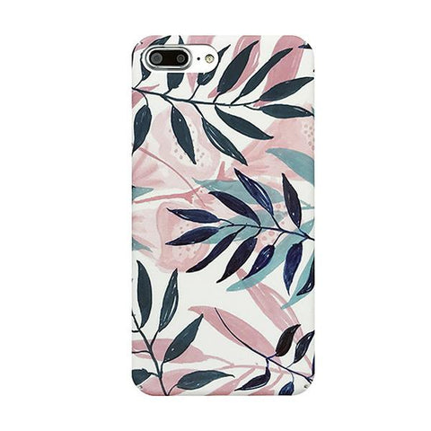Pawsome Leaves iPhone Case