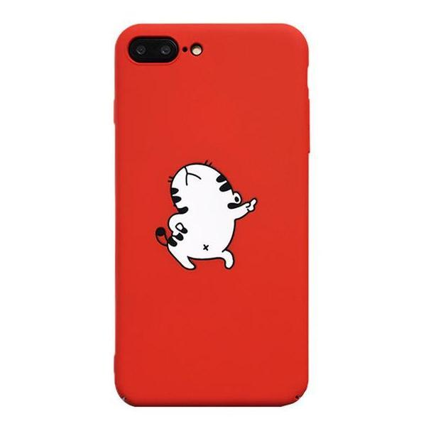 Dancing Oliver iPhone Case