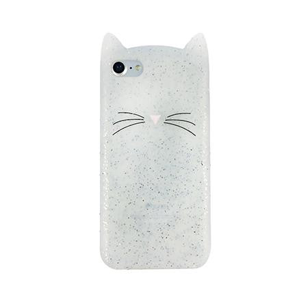 Luna's Mustache iPhone case