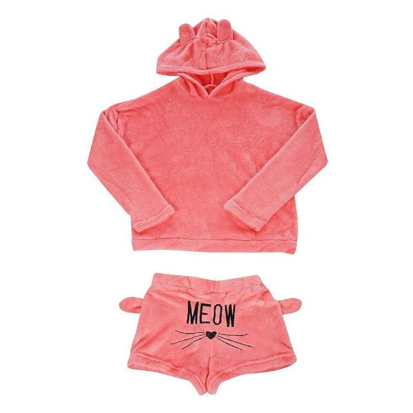 Meow PJ Set | NinelivesCats