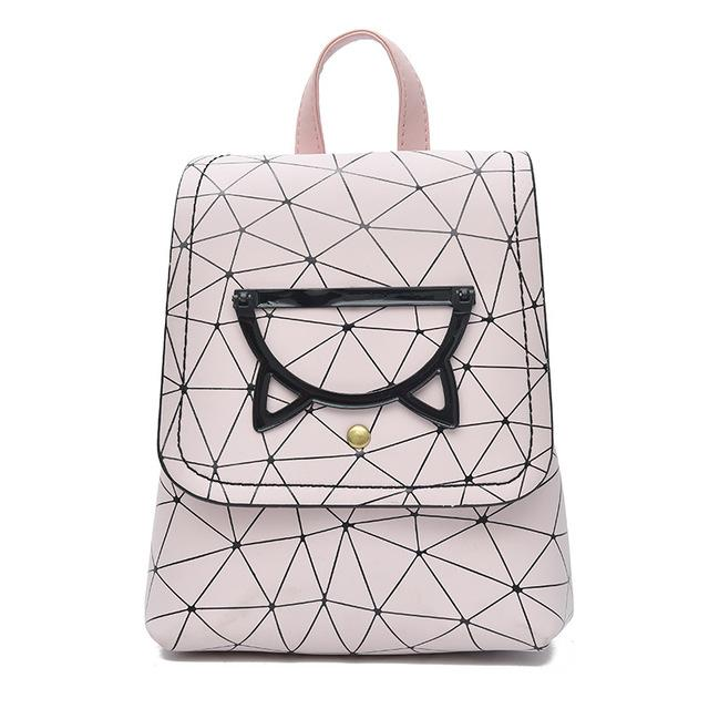 Cute Cat Ears Backpack | NineLivesCats