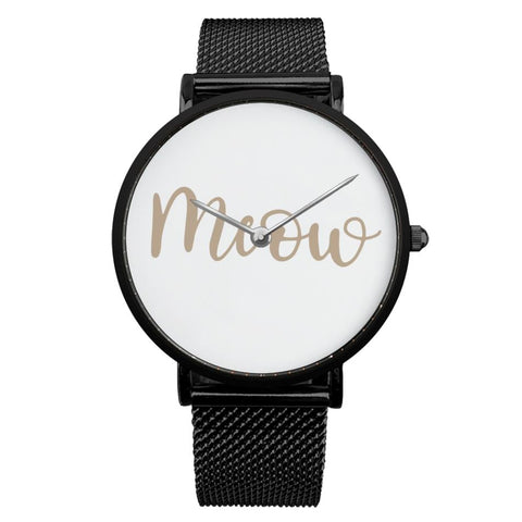 Classic Meow Watch
