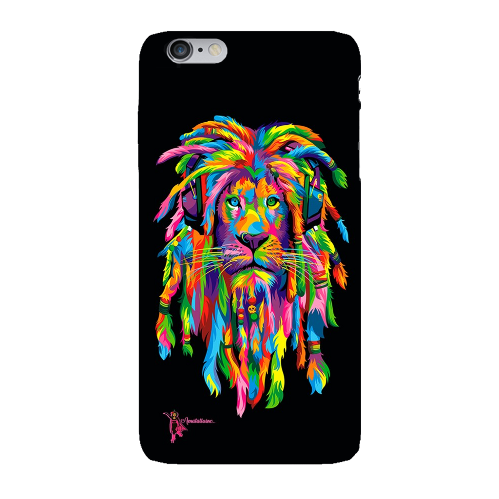 Lion Rasta iPhone Cases