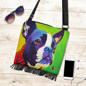 Amatullainc. Boho Handbags are custom-made-to-order and handcrafted to the highest quality standards. Each bag features a beautiful double-sided print on premium canvas material that is soft yet durable. Constructed with six interior compartments to keep your items organized. Finished with an adjustable strap that extends up to 53 inches in length for a perfect crossbody fit. Stain-resistant material makes cleaning a breeze – use a damp cloth with mild soapy water to clean (avoid bleach) and let air dry.