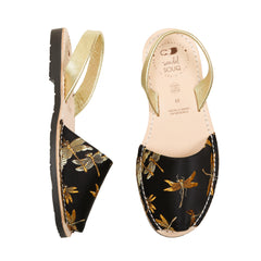 Women's Dragonfly Gucci Sandals