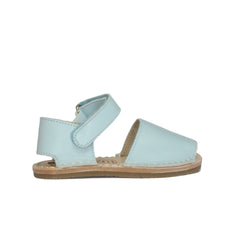Baby Blue Leather جلد أزرق