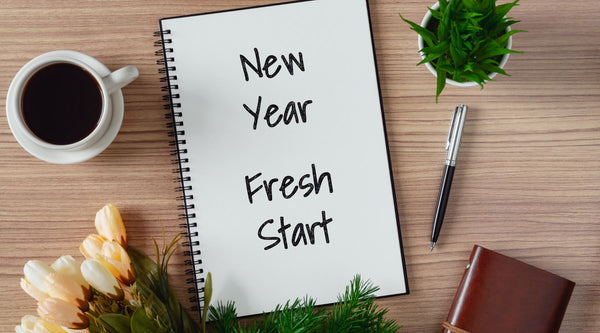 New Years Resolutions for Healthier Skin in 2021