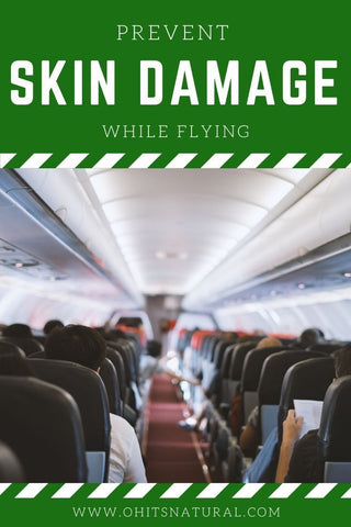prevent skin damage while traveling