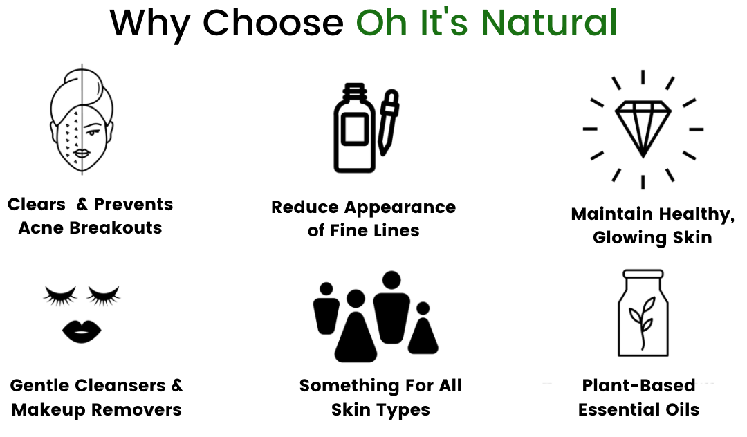 Why Choose Oh It's Natural