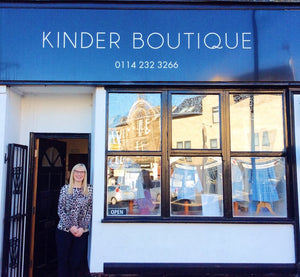 The Story behind Kinder Boutique
