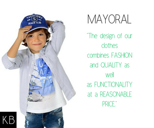 MAYORAL - The Spanish brand with a big personality at a great price