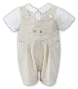Boys Romper Set