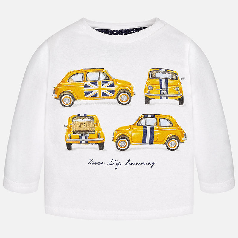 Mayoral - L/S T-Shirt
