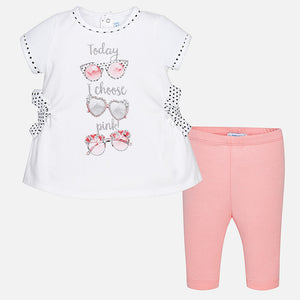 Bows Leggings Set