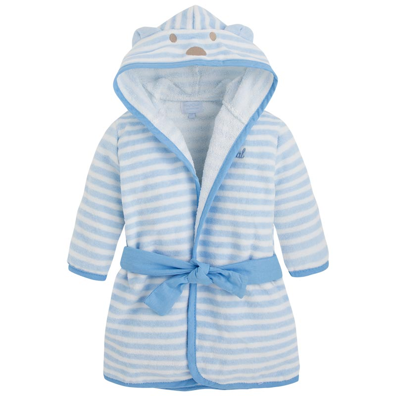 Mayoral - Stripe Bathrobe