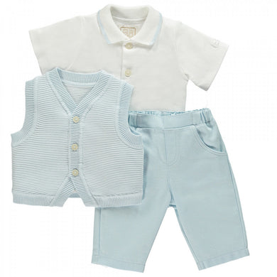 Klaus Three Piece Set