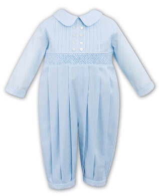 Baby Blue Romper Suit