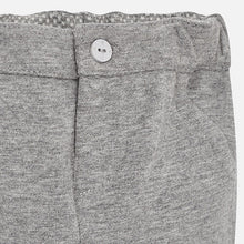 Baby Boys Soft Lined Jersey Trousers with Detailed Front and Back Pockets