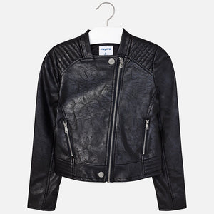 Girls Leather Jacket