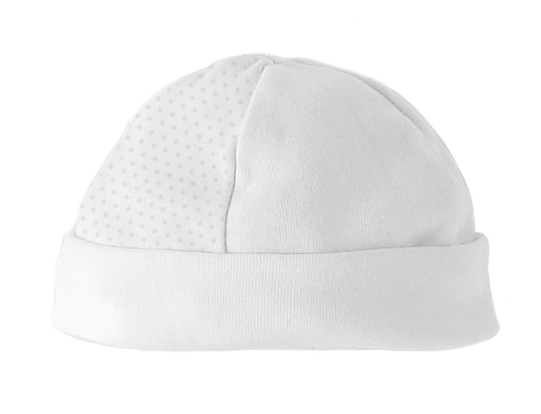 Baby Hat, Super Soft Cotton with Turn Up