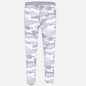 Camouflage Printed Leggings (matches jersey hoodie)