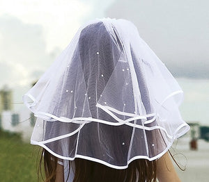 Girls Communion Veil