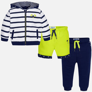 Boys Three Piece Tracksuit