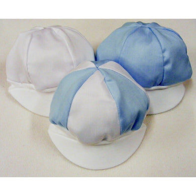 Baby Boys Cotton Peak Cap