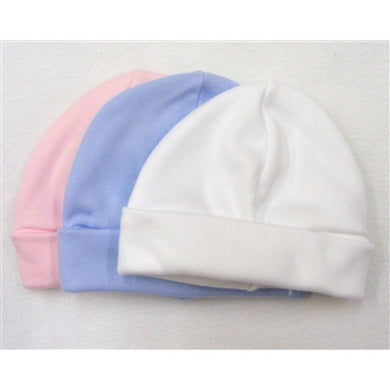 Baby Boys Cotton Beanie Hat