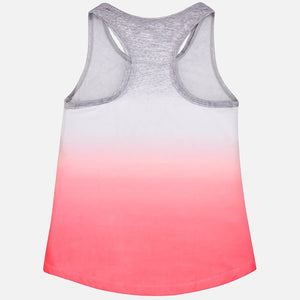 Girls Active Wear Sports Vest