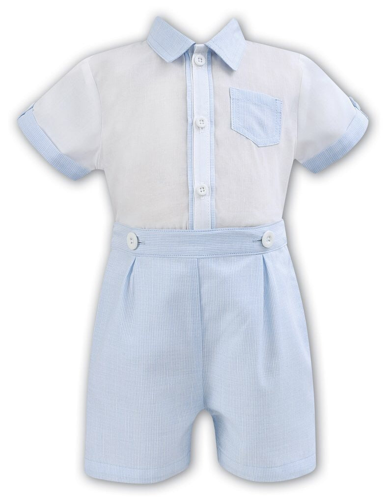 Boys 2 piece Shirt / Shorts Set