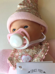 NINES 26cms Soft Full Bodied Spanish Dressed Doll