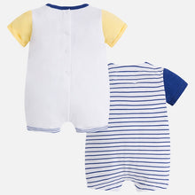 Boys Rompers (pack of 2)