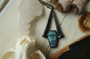 The Coffin Pendant