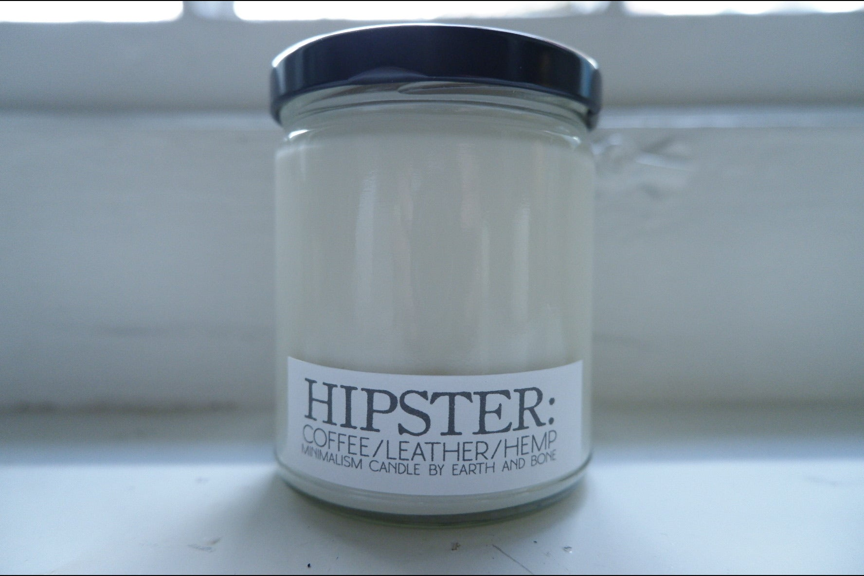 MINIMALISM:HIPSTER Candle