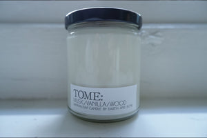 MINIMALISM:TOME Candle
