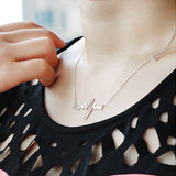 Minimalist Pendant Necklaces