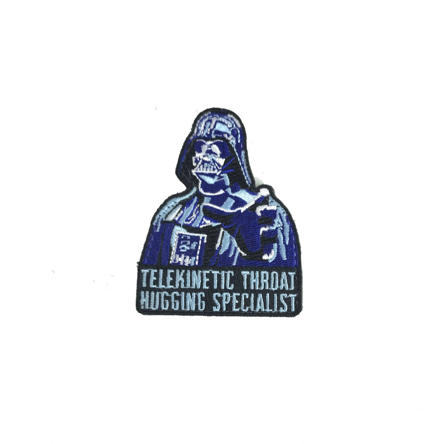June 2015 - Telekenetic Throat Hugging Specialist PatchClub Patch PatchClub