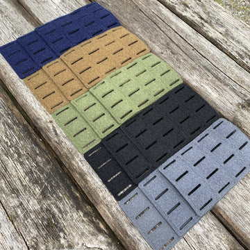 MOLLE Patch Panel (Various sizes / colours) Patch Panels PatchPanel